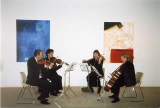 Separtatutställning på ekeby qvarn uppsala april 2005